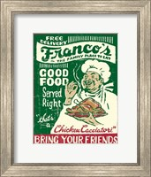 Francos Fine Art Print