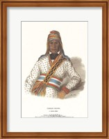 Yoholo-Micco, a Creek Chief Fine Art Print