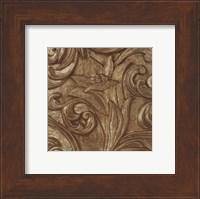 Copper Lily Frieze Fine Art Print