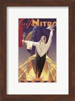 Cafe Nitro Fine Art Print