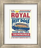 Royal Hot Dogs Fine Art Print