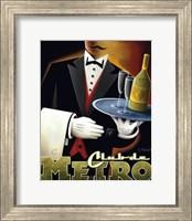 Club de Metro Fine Art Print