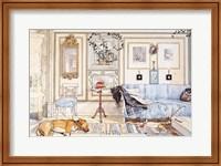 Cozy Corner Fine Art Print