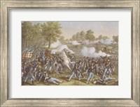 Battle of Wilson's Creek Fine Art Print