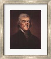 Thomas Jefferson Fine Art Print