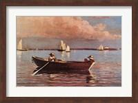 Gloucester Harbor Fine Art Print