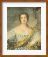 Madame Victoire de France Fine Art Print