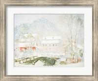 Sandvicken, Norway Fine Art Print