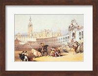 Bullfight, Seville Fine Art Print