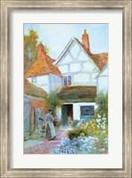 Cottage Garden Fine Art Print