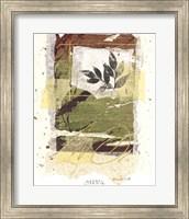 Leaf Study IV Fine Art Print