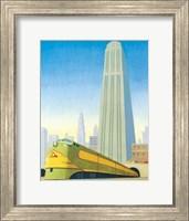 Big City Fine Art Print