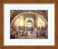 School of Athens Fine Art Print