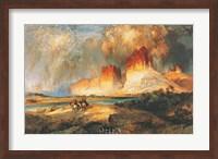 Cliffs of Upper Colorado River Fine Art Print