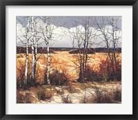 Autumn Afternoon Fine Art Print