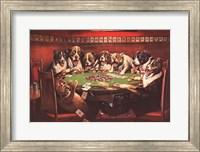 Poker Sympathy Fine Art Print