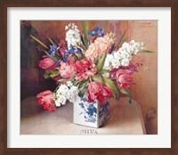 Tulips and Stock Fine Art Print