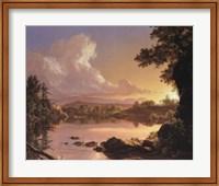 Scene on Catskill Creek Fine Art Print
