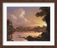 Scene on Catskill Creek Fine Art Print