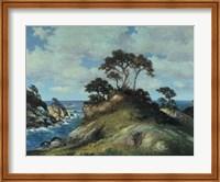 Coast of Monterey Fine Art Print