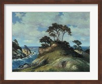 Coast of Monterey Fine Art Print