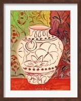 Lotus Pot I Fine Art Print