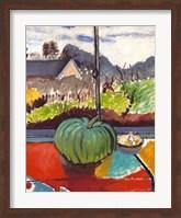 The Green Pumpkin Fine Art Print