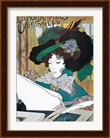 Lithographies Originales Fine Art Print