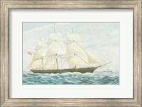Clipper Ship Mirage Fine Art Print