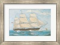 Clipper Ship Shannon Fine Art Print