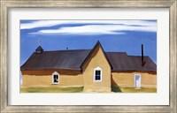 Cebolla Church Fine Art Print