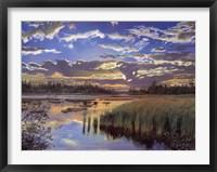 Sunset, Seal Harbor, Maine Fine Art Print