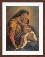 Madonna and Child Fine Art Print