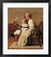 Mother and Child, c. 1885 Fine Art Print