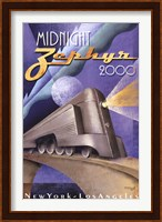 Midnight Zephyr 2000 Fine Art Print