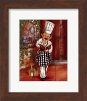 Chefs With Wine II Fine Art Print