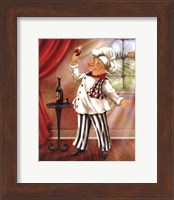 Chefs With Wine IV Fine Art Print