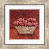 Tuscan Bowl With Flowers II Fine Art Print