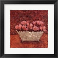 Tuscan Bowl With Flowers II Fine Art Print
