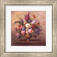 Heirloom Bouquet II Fine Art Print
