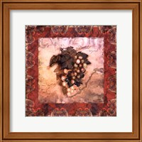 Tuscany Grapes Fine Art Print