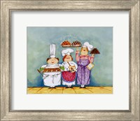 Desserts Are Served I Fine Art Print