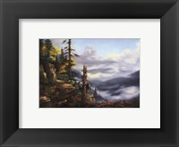 Smoky Mountains Fine Art Print