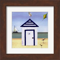 Beach House IV Fine Art Print
