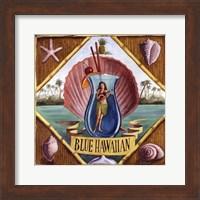 Blue Hawaiian Fine Art Print