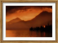 Golden Glow Fine Art Print