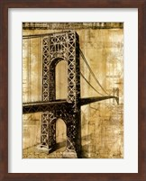 George Washington Bridge Fine Art Print