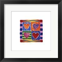 Heart Collection I Fine Art Print