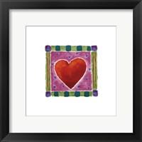 Heart Collection III Fine Art Print