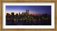 New York Skyline Fine Art Print